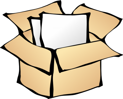 package-clipart-package