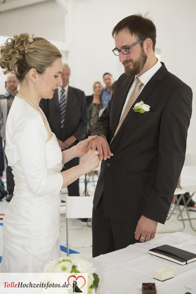 Hochzeit im Yogastudio