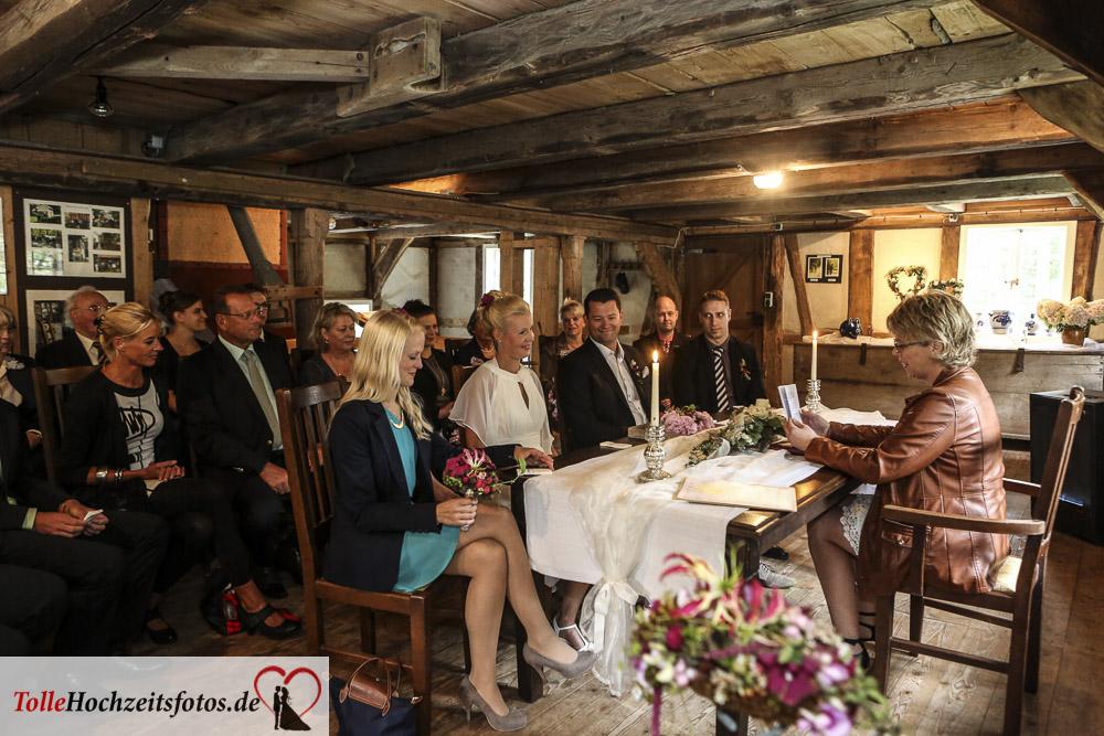 Hochzeitfotograf Standesamt Bothel